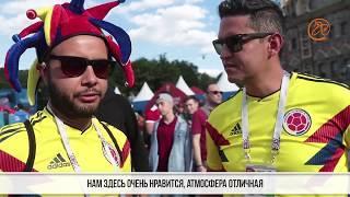 Фан-зона к ЧМ-2018 в Петербурге