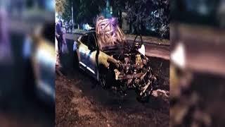 В ночном ДТП на ростовской ул. Плиева погиб несовершеннолетний водитель скутера