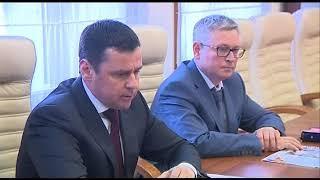 Дмитрий Миронов и академик РАН Марк Курцер обсудили вопросы улучшения демографической ситуации