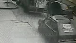 Вор украл товар из газели 7.2.2018 Ростов на Дону Главный