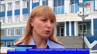 По факту гибели жительницы Саранска в результате обрушения остановки «Технопарк» возбуждено уголовно