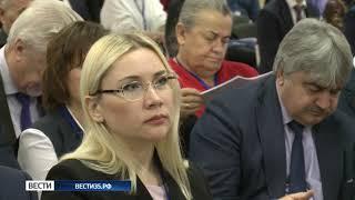 Развитие энергетического рынка области обсуждают в Вологде