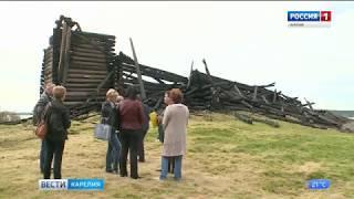 Процесс восстановления Успенской церкви будет курировать рабочая группа