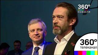 Владимир Машков возглавил «Табакерку»