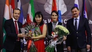 В Ханты-Мансийске назвали имя шахматной королевы