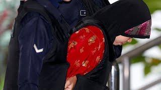 Подозреваемые в убийстве Ким Чен Нама перед судом