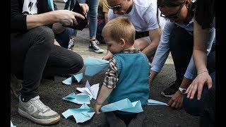 13 мая: Митинг против блокировки Telegram (Проспект Академика Сахарова, Москва)