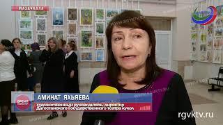 В конкурсе художественных картин приняли участие более 200 детей со всей республики