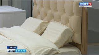 Ивановское отделение российского производителя матрасов и мебели планирует расширять производство
