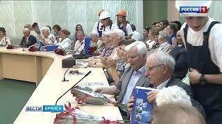 В Брянске чествовали лучших строителей и ветеранов отрасли