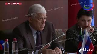 В дагестанском отделении «Единой России» обсудили реализацию партийных проектов