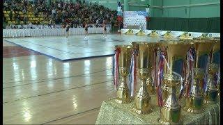 Юные спортсмены Нефтеюганска доказали, что у них самая сильная школа спортивной аэробики