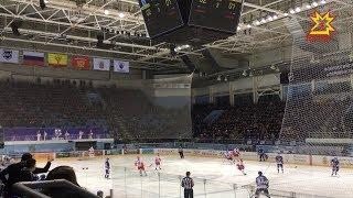 Хоккейный клуб «Чебоксары» одержал победу