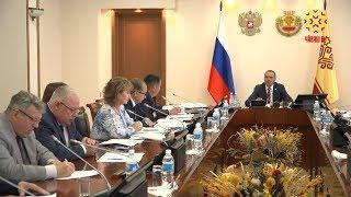Кабинет Министров Чувашской Республики рассмотрел изменения в законодательстве