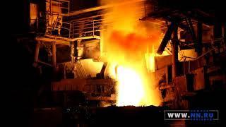 Мартеновская печь Выскунского завода остановится навсегда 23 марта в 11.00.