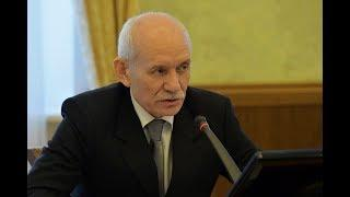 Рустэм Хамитов прокомментировал послание Владимира Путина Федеральному собранию