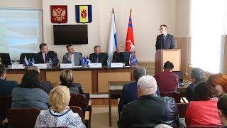 Волгоградские парламентарии обсудили вопросы развития сельских территорий