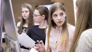 В Покачах школьников учат живому общению