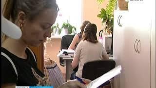 В Администрации Советского района с утра очереди за получением направлений в детские сады