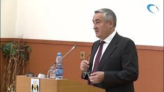 Мэр Великого Новгорода Юрий Бобрышев выступил с ежегодным отчетом