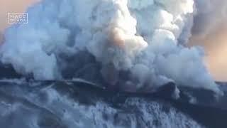 Взрывное извержение Ключевского вулкана произошло на Камчатке | Новости сегодня | Происшествия