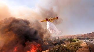 «Это не пожар, это катастрофа». Что рассказали очевидцы, которые побывали в сгоревшем Парадайсе