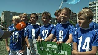 Лучшие футболисты юга России собрались в Ставрополе.
