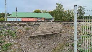 Пензенцы возмущены состоянием железнодорожного перехода возле станции «Арбеково»
