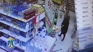 В Буденновске воровке не удалось скрыться от камер