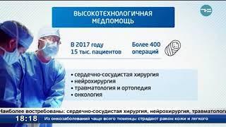 Высокие технологии в медицине
