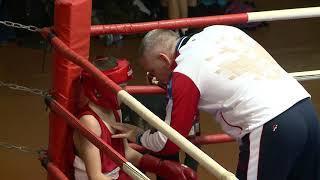 В Череповце проходит открытый чемпионат и первенство города по боксу