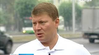 Глава Красноярска Сергей Ерёмин встретился с известным блогером-урбанистом Ильёй Варламовым