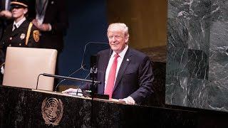«Реализм с принципами». Что Трамп рассказал о внешнеполитическом курсе США на Генассамблее ООН