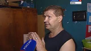 В Нововятском районе на улице Октябрьской, 22 обрушилась печь (ГТРК Вятка)