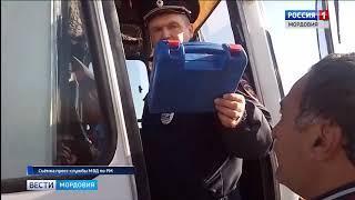 В Мордовии массово проверяют пассажирский транспорт