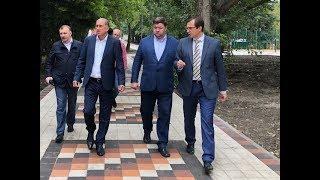 На Ставрополье планируют комплексное развитие городской среды