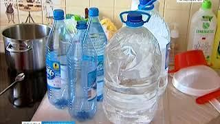 Повторного отключения холодной воды в Октябрьском районе не будет