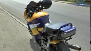 В Пензе в ДТП пострадал мотоциклист