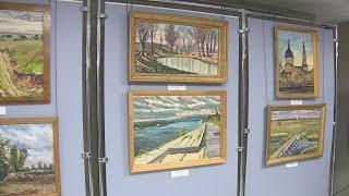В Волгоградском музее изобразительных искусств открылась выставка картин Геннадия Привалова