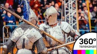 IV Рыцарский турнир Святого Георгия проходит в Коломенском