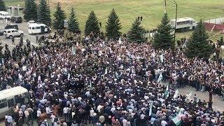 Приграничный конфликт в Ингушетии: сможет ли народный протест вернуть отданные Чечне территории?