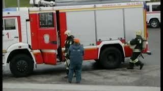 Пожар в Крейсере