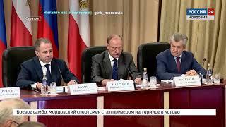 Глава Мордовии Владимир Волков в Саратове принял участие в совместном выездном совещании