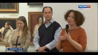 Марийские художники рассказали об участии в проекте московской галереи