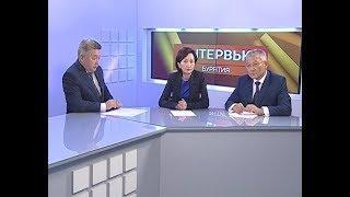 Вести Интервью. Андрей Михеев, Лариса Сансанова. Эфир 18.09.2018