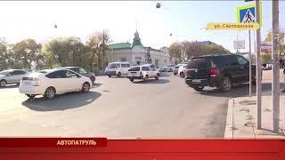Участники ДТП разбежались, бросив свои авто