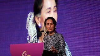 """Аун Сан Су Чжи больше не """"Посол совести"""""""