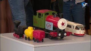 В детском музейном центре открылась выставка советских игрушек