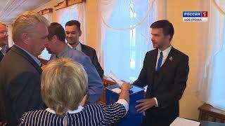 Новым сити-менеджером Костромы стал Алексей Смирнов