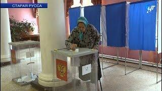 По данным на 16:00, проголосовали лишь 10% жителей Старой Руссы